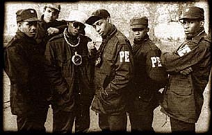 Public Enemy's wild ears